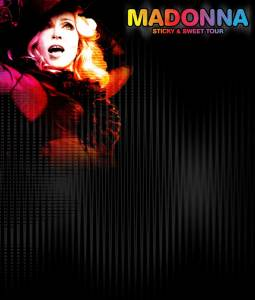 Madonna - Sticky and Sweet Tour 2008