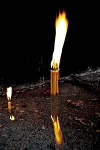 Candles @ Tismana