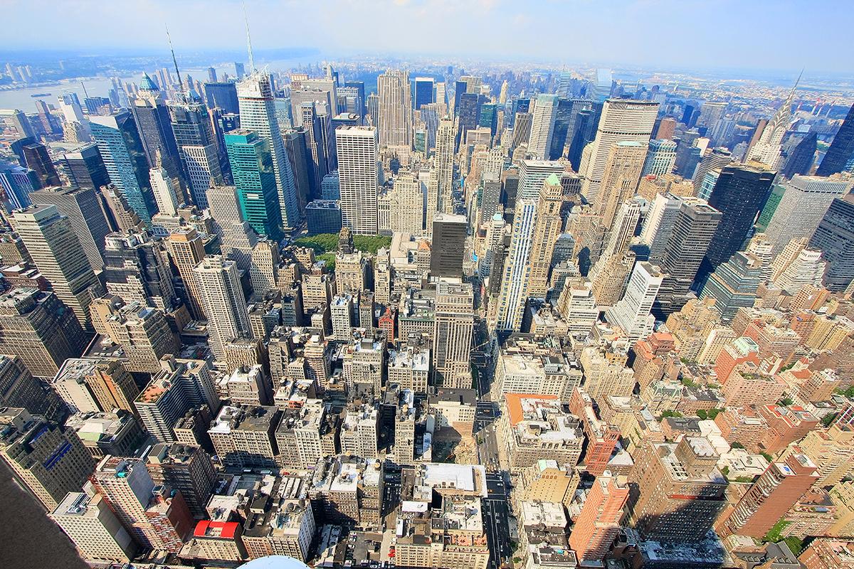 los edificios mas altos de nueva york