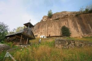 Stone Ravens Monastery