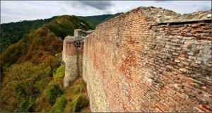 Poenari Castle - South Wall