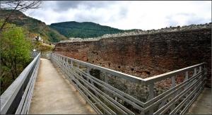 Poenari Castle- North Side