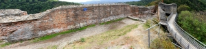 Poenari Fortress - Inside