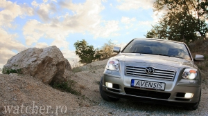 Avensis @ Sunset Wallpaper