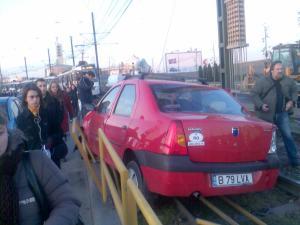 Fast Tram line 41, 25th November 2008