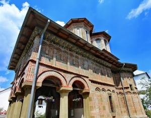 Manastirea dintr-un lemn-Modern Building