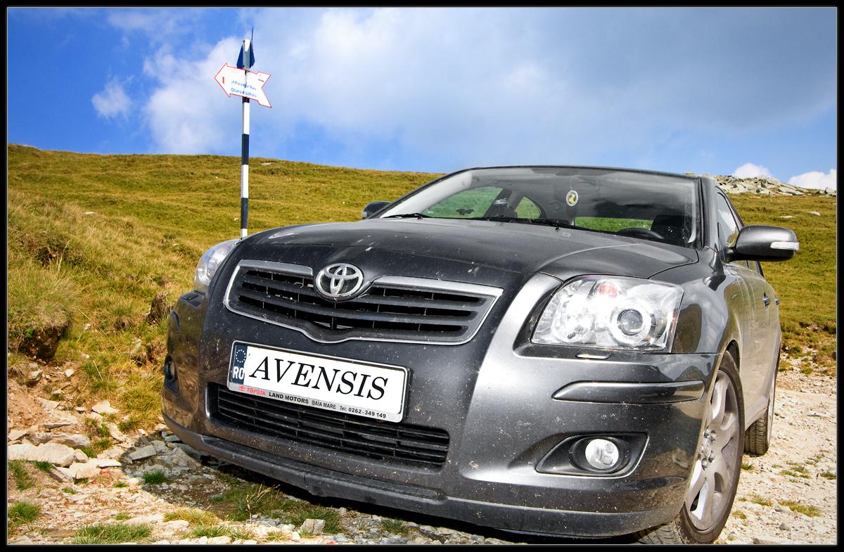 Avensis Photo Shoot