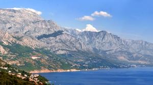 Summer, sea, mountains