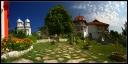Dervent Monastery Yard