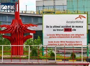 Arcelor Mittal Warning