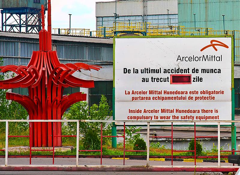 Arcelor Mittal Warning