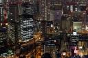 Osaka = Gotham City
