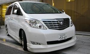 Cars in Japan