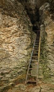 St Casian Cave Entrance