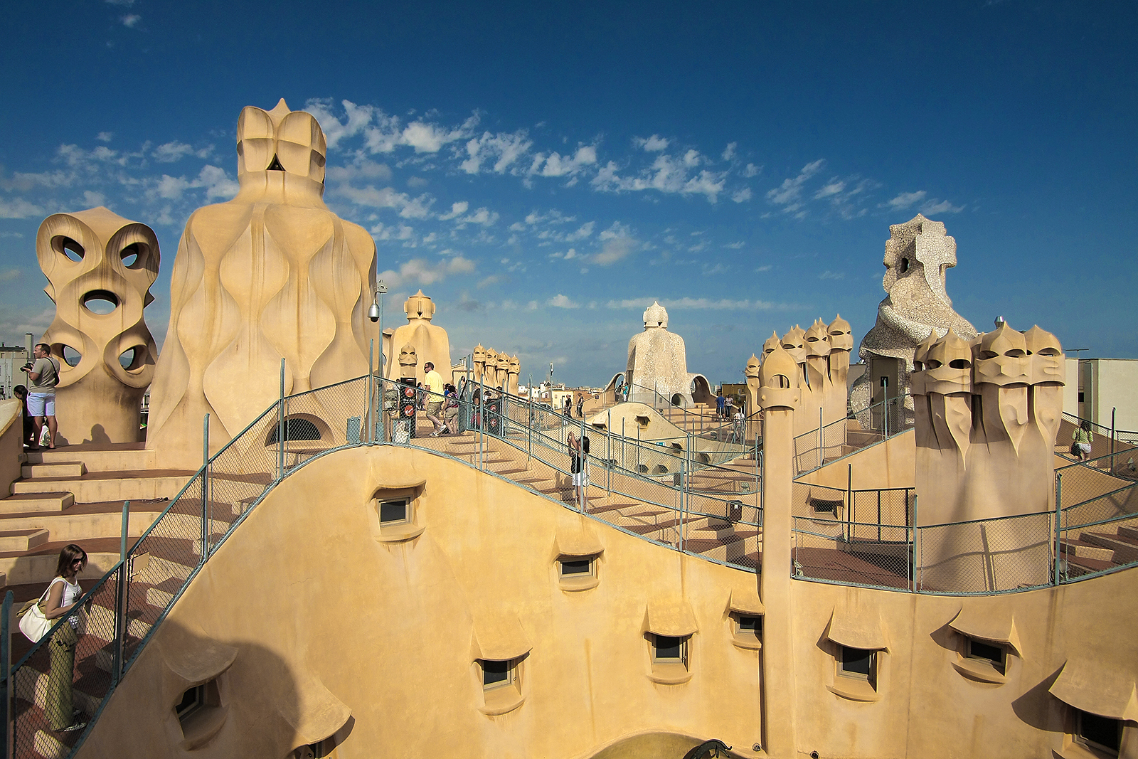La Pedrera – Casa Mila  Photography Blog of Watcher Romano