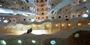Sagrada - Ceiling