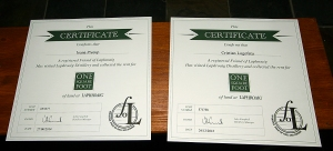 FOL Certificates for claiming one's rent