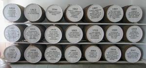 laphroaig - 010 - barrels history