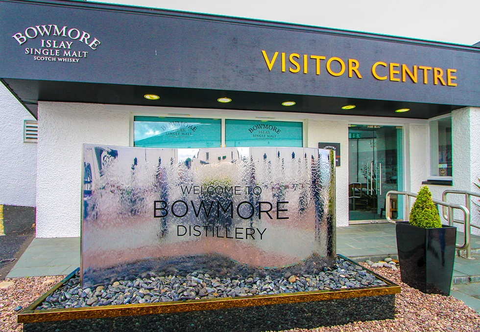 Bowmore Distilery Visitor Center