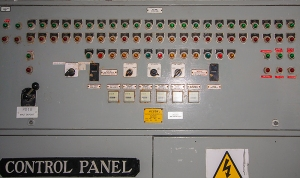 bowmore - 003 - control panel
