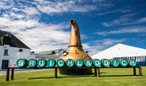 Bruichladdich Distillery Welcome