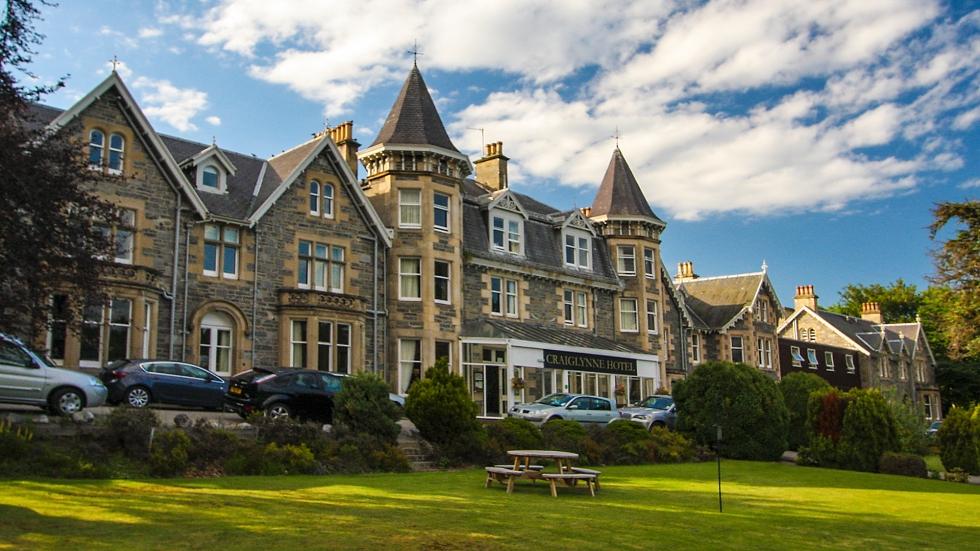 Nice hotel in Grantown-on-Spey